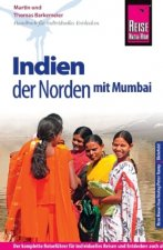Reise Know-How Indien - der Norden mit Mumbai