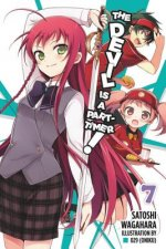 Devil Is a Part-Timer!, Vol. 7 (light novel)