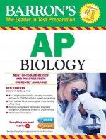 Barron's AP Biology with CD-ROM