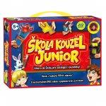 Škola kouzel Junior (začátečníci) + 16 kouzel, DVD