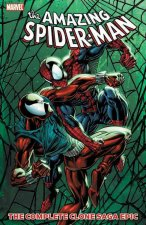 SPIDER-MAN THE COMP CLONE SAGA