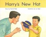 HARRYS NEW HAT