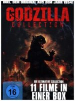 The Godzilla Collection. Limited Edition