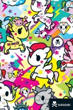 TOKIDOKI UNICORNO FLEXI JOURNA