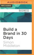 BUILD A BRAND IN 30 DAYS     M