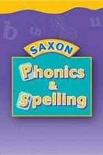 SAXON PHONICS & SPELLING