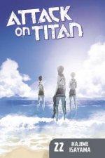 Attack On Titan 22