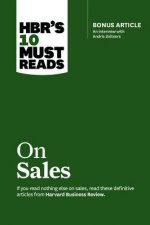 HBRS 10 MUST READS ON SALES (H