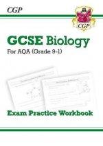 Grade 9-1 GCSE Biology: AQA Exam Practice Workbook - Higher