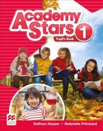Academy Stars Level 1 Pupil's Book Pack