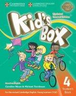 Kid's Box Level 4 Student's Book American English