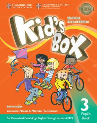 Kid's Box Level 3 Pupil's Book British English