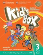 Kid's Box Level 3 Pupil's Book British English