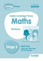 Hodder Cambridge Primary Maths Workbook 5