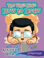 Whiz Kid's How to Draw Activity Book