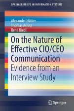 On the Nature of Effective CIO/CEO Communication