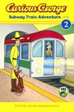 Curious George Subway Train Adventure