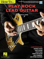 How to Play Rock Lead Guitar