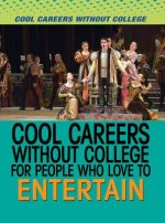 Cool Careers Without College for People Who Love to Entertain
