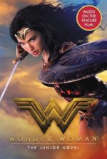 WONDER WOMAN MOVIE JR NOVEL