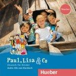 Paul, Lisa & Co Starter. Deutsch für Kinder. 2 Audio-CDs