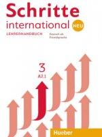 Schritte international Neu 3. Lehrerhandbuch