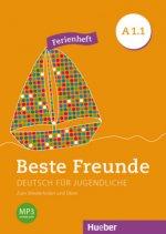 Beste Freunde A1/1. Deutsch als Fremdsprache. Ferienheft