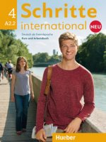 Schritte international Neu 4. Kursbuch+Arbeitsbuch+CD zum Arbeitsbuch