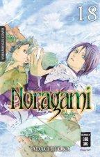 Noragami. Bd.18