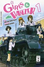 Girls und Panzer. Bd.1