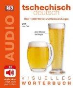 Visuelles Wörterbuch Tschechisch-Deutsch, m. Audio-App