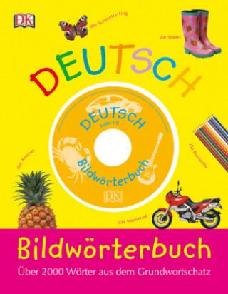 Bildwörterbuch Deutsch, m. Audio-CD