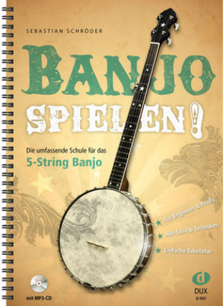 Banjo spielen!, m. MP3-CD