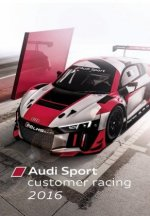 Audi Sport customer racing 2016