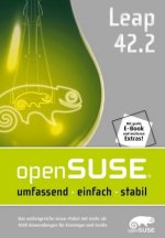 openSUSE Leap 42.2, DVD-ROM + Handbuch