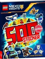 LEGO® Nexo Knights. 500 Sticker
