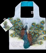 AnyBags Tasche Pfau