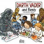 DARTH VADER & FAMILY COLOR BK