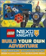 LEGO NEXO KNIGHTS BUILD YOUR O