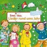 Sing mal: Lieder rund ums Jahr, m. Soundeffekten