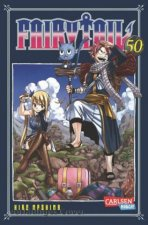 Fairy Tail. Bd.50