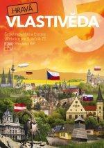 Hravá vlastivěda 5 Učebnice Česká republika a Evropa