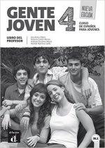 GENTE JOVEN 4 NUEVA EDICION LIBRO DEL PROFESOR