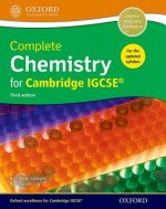 Complete Chemistry for Cambridge IGCSE (R) Student Book