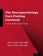 Neuropsychology Fact-Finding Casebook