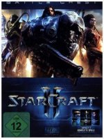 Starcraft II, Battlechest 2.0, 1 CD-ROM