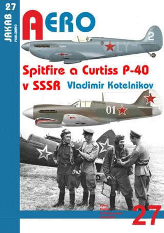 Spitfire a Curtiss P-40 v SSSR