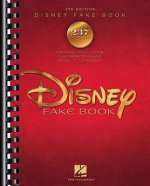 Disney Fake Book - 4th Edition