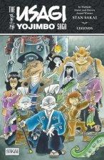 Usagi Yojimbo Saga: Legends