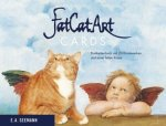 Fat Cat Art. Cards